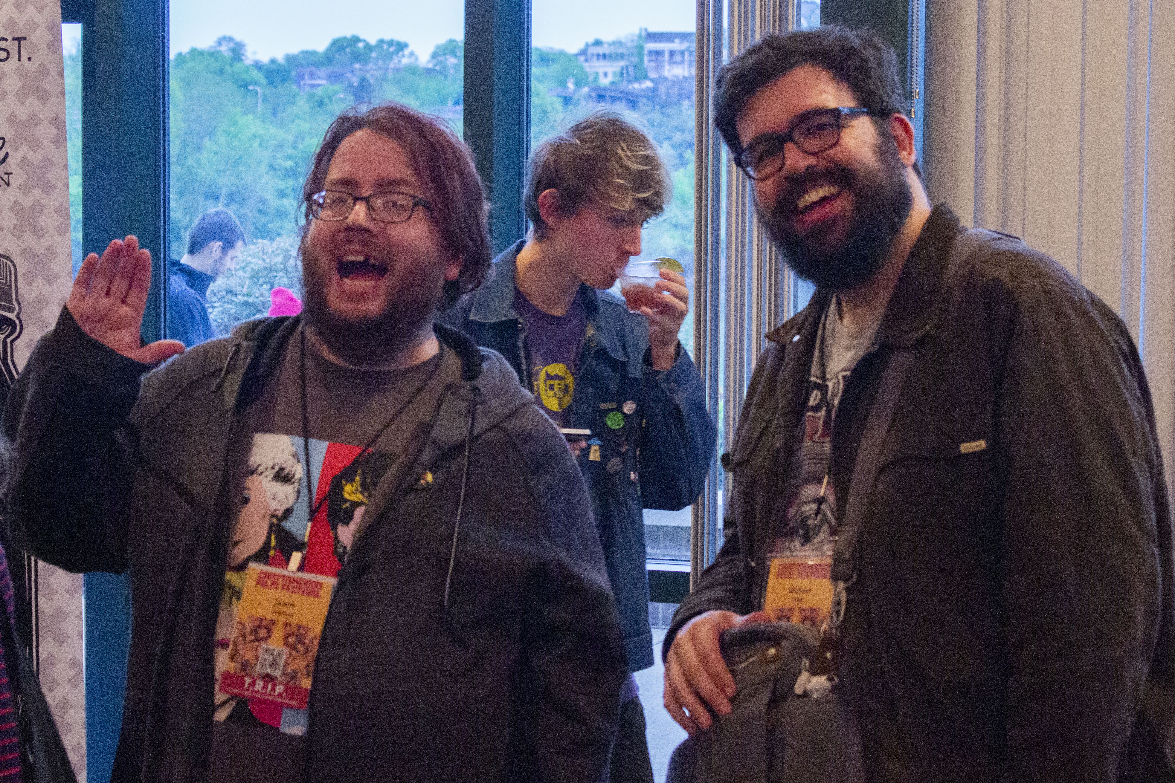 <p>Chattanooga Film Festival 2019</p><p>Staff Photo By Dustin Kramer</p>
