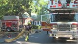Officials: Lightning strike leads to fire inside Lynchburg church