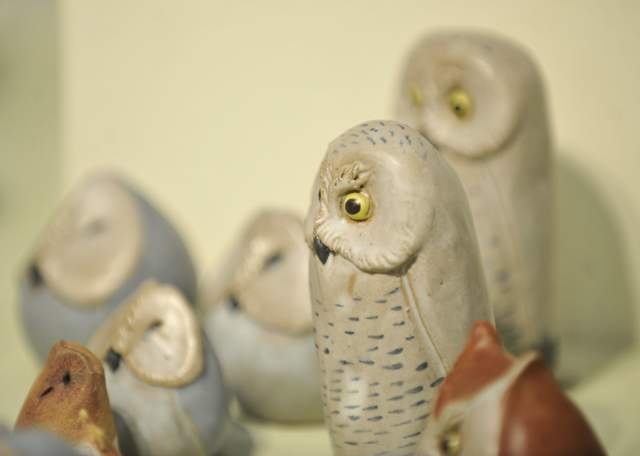 The Clayfolk Show & Sale is held at the Medford Armory. - Jamie Lusch