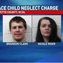 Couple accused of keeping drugs within reach of 3 year old