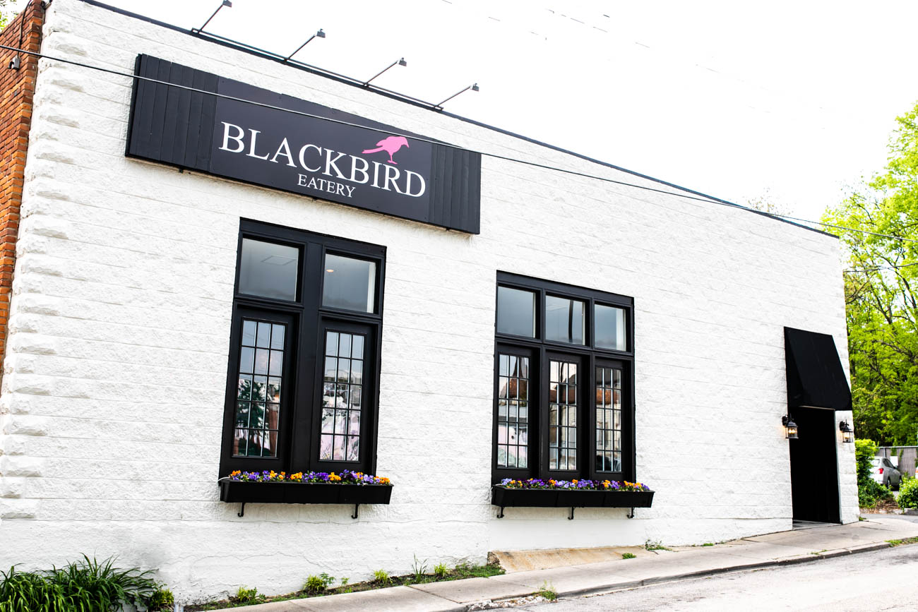 Blackbird Eatery recently opened in the former Son of a Preacher Man spot in O'Bryonville. Mary Swortwood (owner) has said the restaurant is similar to The Brown Dog Cafe, which she opened in Blue Ash in 1998 but no longer owns. Most recently, she also owned/operated Green Dog Cafe and Buz in Columbia-Tusculum, but they both closed at the end of March in preparation for Blackbird's April launch. Blackbird Eatery serves new-American cuisine and is open Wednesday through Saturday for dinner, Friday & Saturday for lunch, and Sunday for brunch. ADDRESS: 3009 Obryon (45208) / Image: Amy Elisabeth Spasoff // Published: 5.22.18