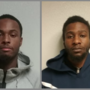 2 men caught trying to rob restaurant while officers investigated theft at Md. pizza shop