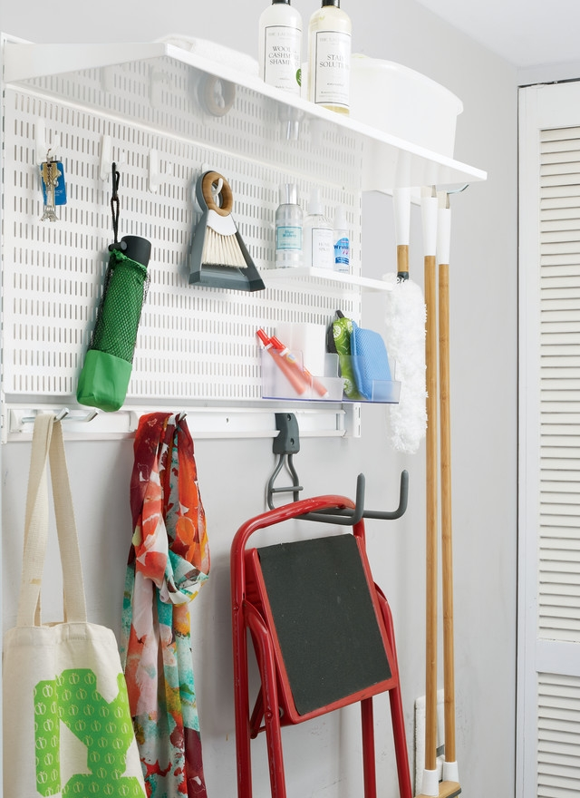 Use your vertical space (Photo: The Container Store)