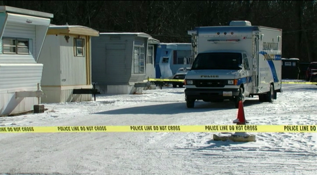 A man is now facing murder charges after his wife's body was found behind a dumpster Jan. 1. (WKRC)