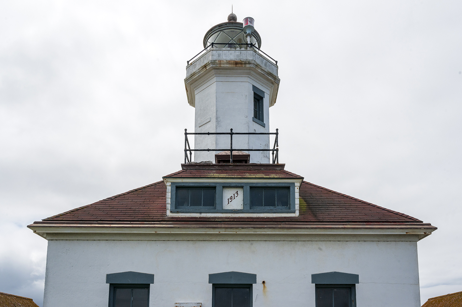 In 1913, the structure required renovation and was transformed into its current Cape Cod-inspired design standing at 49 feet tall. (Image: Rachael Jones / Seattle Refined)