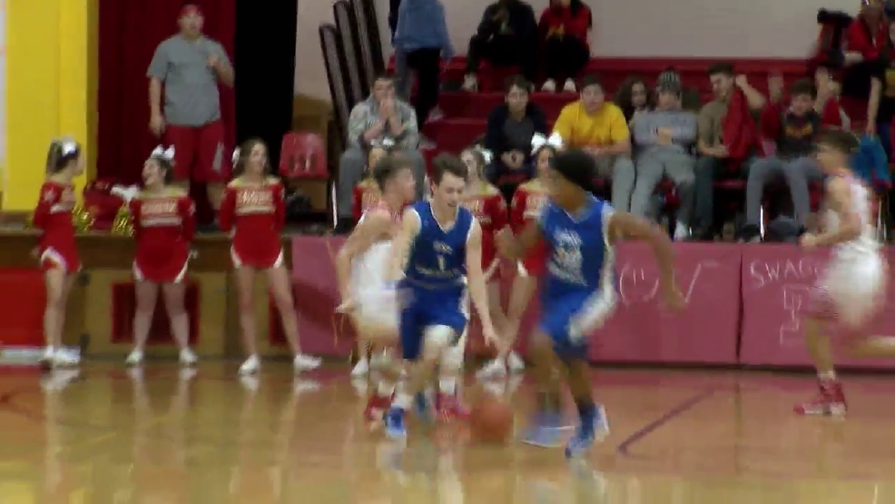 12.9.16 Video- East Liverpool vs. Indian Creek-high school boys basketball