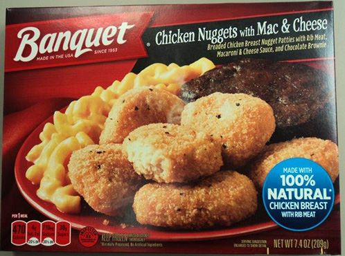FSIS Issues Public Health Alert For Chicken Nuggets Meal Products Due to Possible Salmonella Contamination (USDA)