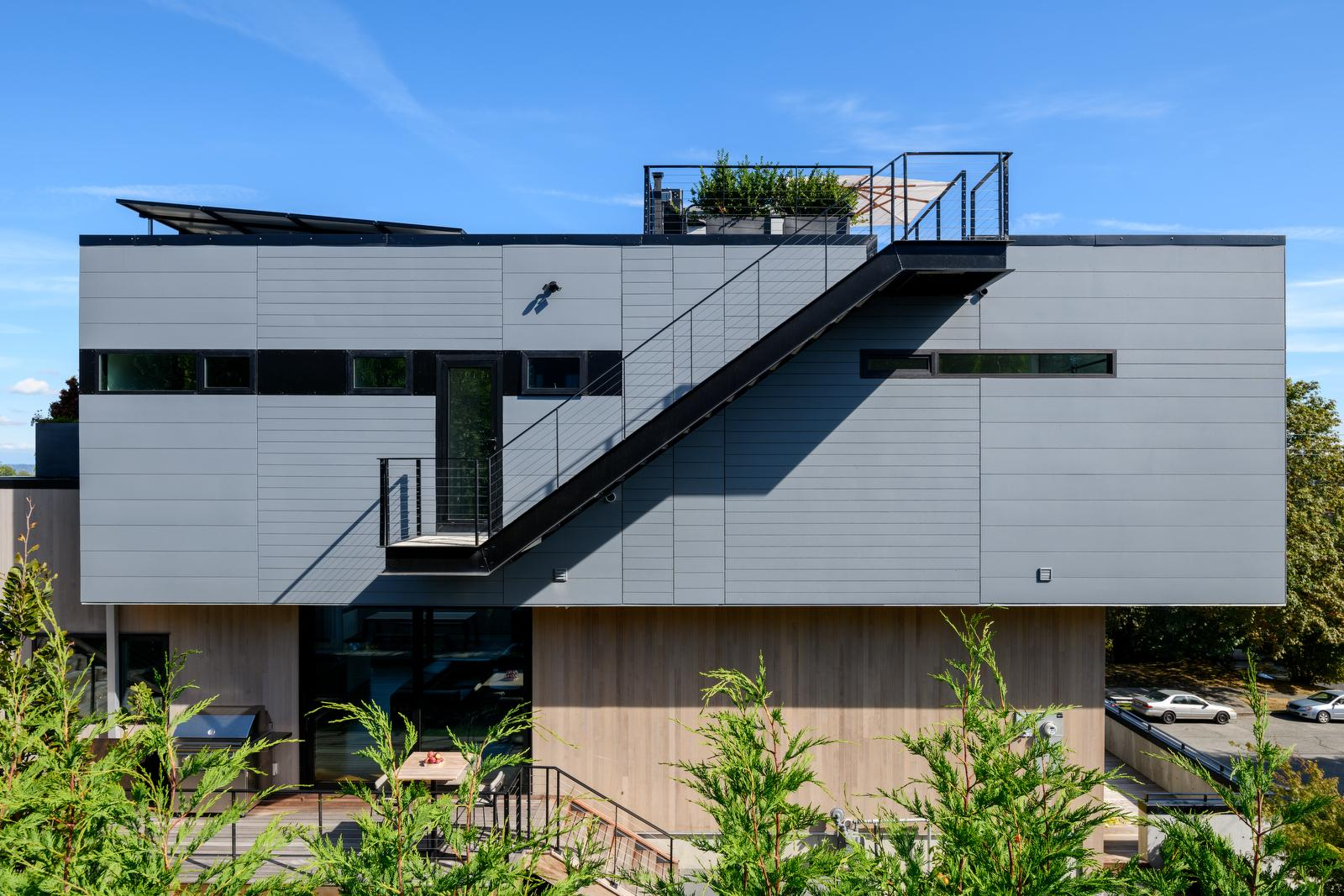 <p>This week we're previewing houses from Seattle's 2019 Modern Home Tour, happening Saturday, April 27. First up is this 3 bed/3.5 bath home{&amp;nbsp;} in the Madison Park neighborhood.{&amp;nbsp;} Built in 2018, the home is approximately 3,000 square feet, and its three levels are fitted snugly to a sloping hillside. Decks and terraces are found at all levels, perfect for the Cascade mountains views. Built: Lane Williams Architects, Norm Gove of Cambridge Custom Homes; Landscape: Martha Shapiro, Shapiro Ryan Design; Interior: Elizabeth Stretch, Stretch Design. More info &amp; tickets at{&amp;nbsp;}<a  href=&quot;http://mads.media/2019-seattle-modern-home-tour/&quot; target=&quot;_blank&quot; title=&quot;http://mads.media/2019-seattle-modern-home-tour/&quot;>mads.media/2019-seattle-modern-home-tour</a>. (Image: Will Austin Photography)</p>