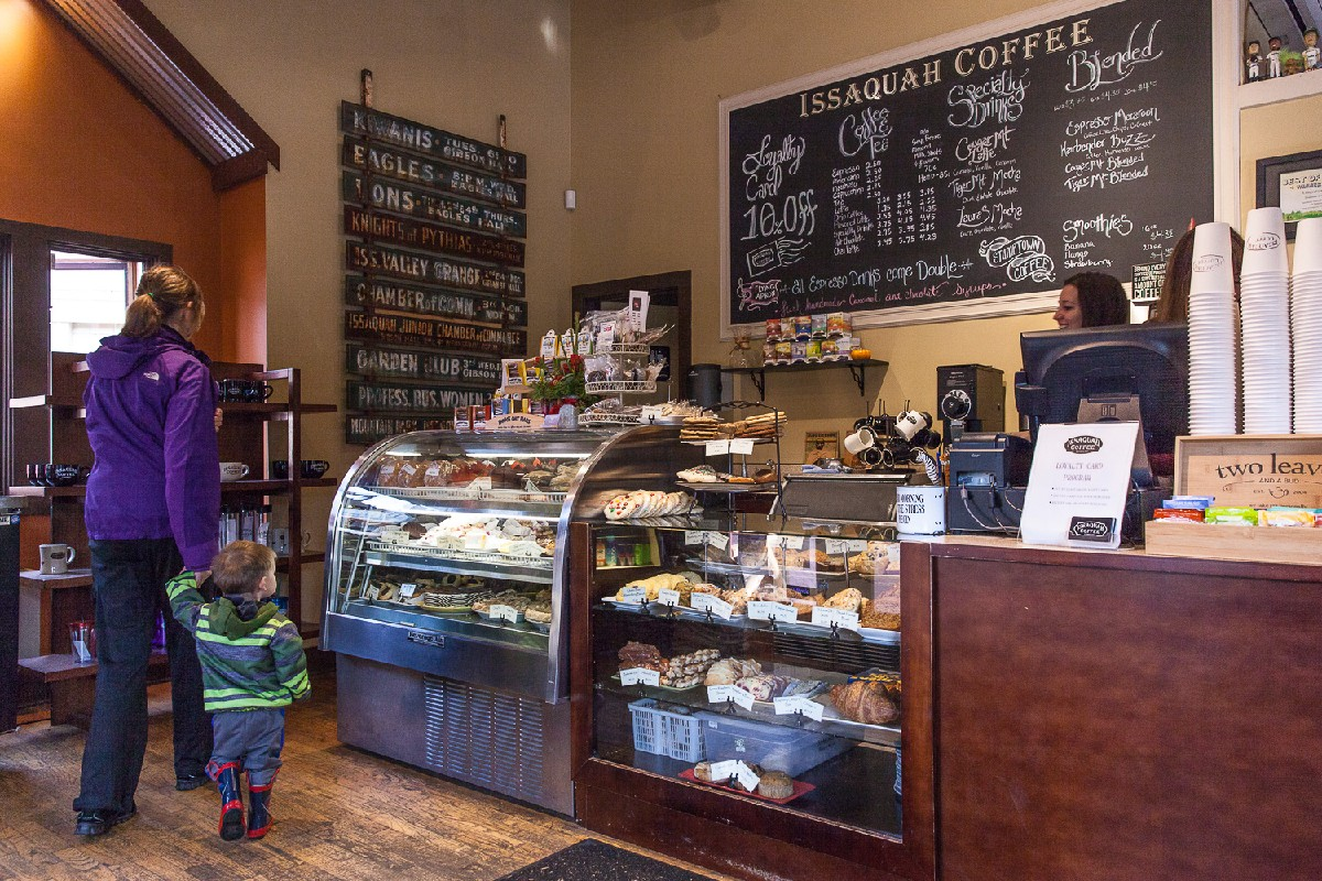 Issaquah Coffee Company (Image: Paola Thomas / Seattle Refined)