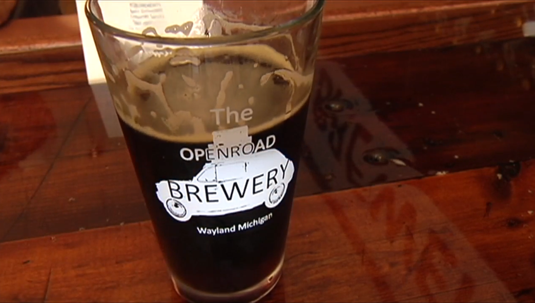 Hit the OpenRoad Brewery in Downtown Wayland where you will feel the comfort of home and the adventure of the open road in every drink.