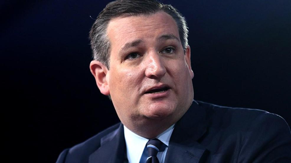 'White powdery' substance forces Sen. Ted Cruz's offices in Houston to evacuate