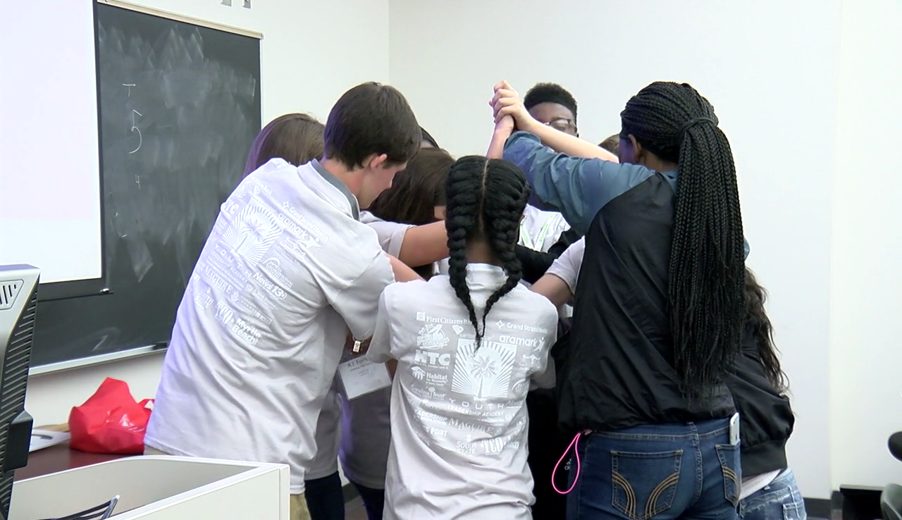 Coastal Carolina University hosts Youth Leadership Academy for high school students (WPDE)