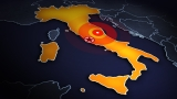 3 large earthquakes hit central Italy in an hour