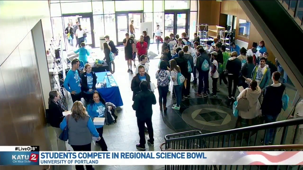 Local students compete in Regional Science Bowl for shot at nationals