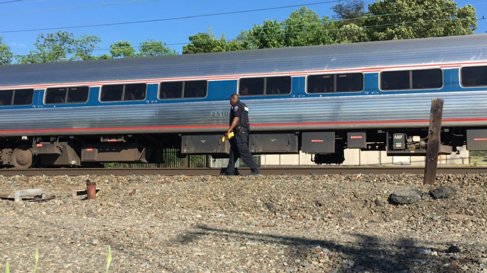 person dies after being hit by amtrak train in prince george s