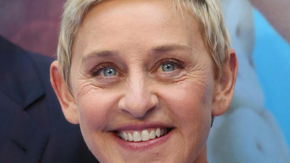 Ellen DeGeneres says she wouldn't let President Trump appear on her show
