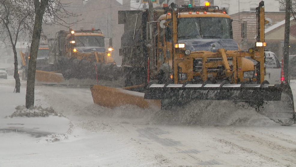City of Syracuse tackles snow plow shortage during winter months