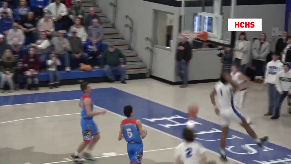 2.21.20 Highlights- Garaway vs Harrison Central- boys' basketball