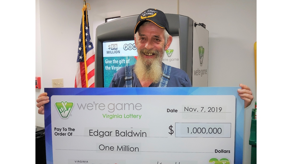 Retired Army veteran from Gate City claims $1 million Powerball prize
