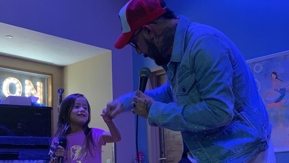Backstreet Boys' AJ visited patients at children's hospital in Utah before concert
