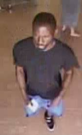 If you recognize this man, call Crime Stoppers at 918-596-COPS. You can remain anonymous. (Tulsa Police Department)