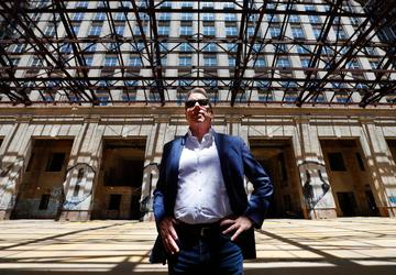 Ford: Detroit train station key to autonomous vehicle plans