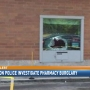 VIDEO: Brewton pharmacy burgarized through drive-through window