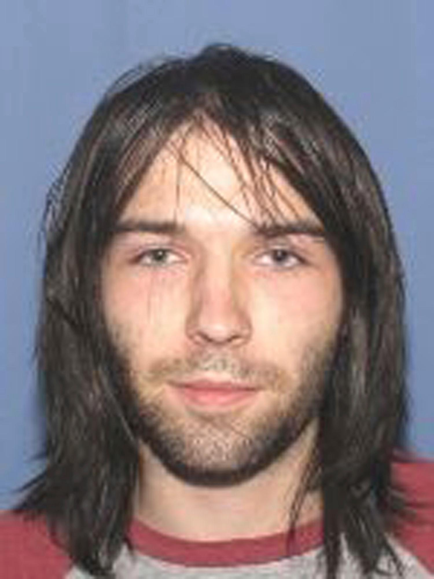 This undated photo provided by the Lawrence County Ohio Sheriff's Office shows Arron Lawson. Multiple people were found fatally shot and another person was discovered stabbed and critically wounded at a pair of residences in southeast Ohio. Officials were hunting Thursday, Oct. 12, 2017, for Lawson, whom they called a &quot;person of interest&quot; in the attacks. (Lawrence County Ohio Sheriff's Office via AP)<p></p>