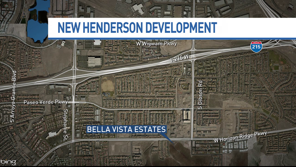 Henderson neighborhood could become the Beverly Hills of the