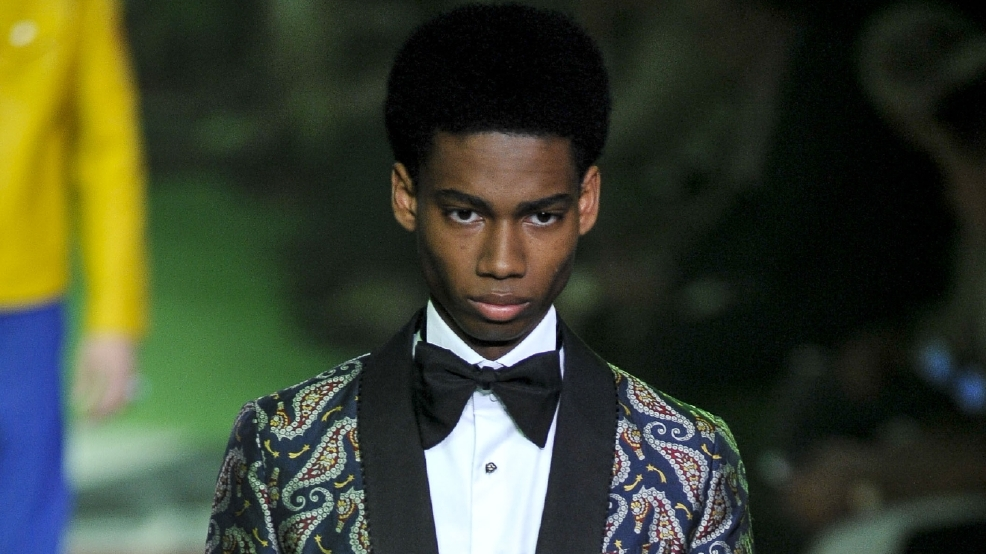 PHOTOS | Gucci at Milan Men's Fashion Week