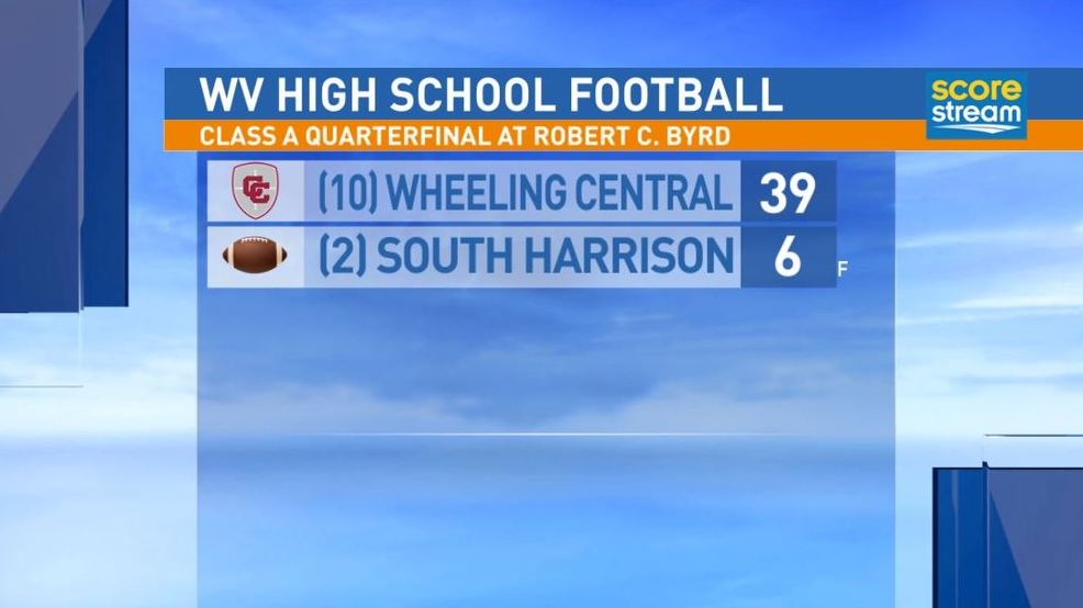 11.17.17: Wheeling Central vs. South Harrison