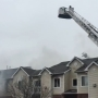 7 companies respond to Chili apartment complex fire