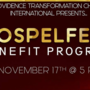 Local church hosting Gospelfest, with celebrity guest, this weekend
