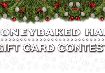 HoneyBaked Ham Gift Card Contest