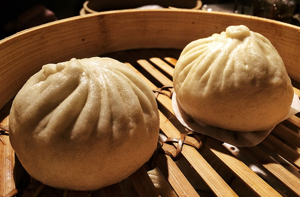 Din Tai Fung is Taiwanese-based dumpling chain whose first shop in Seattle's University Village opened December 2013. They were named by the New York Times as one of the top ten restaurants in the world. (Kristi Waite / Seattle Refined)