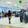 Hundreds attend free food donation event in McBee