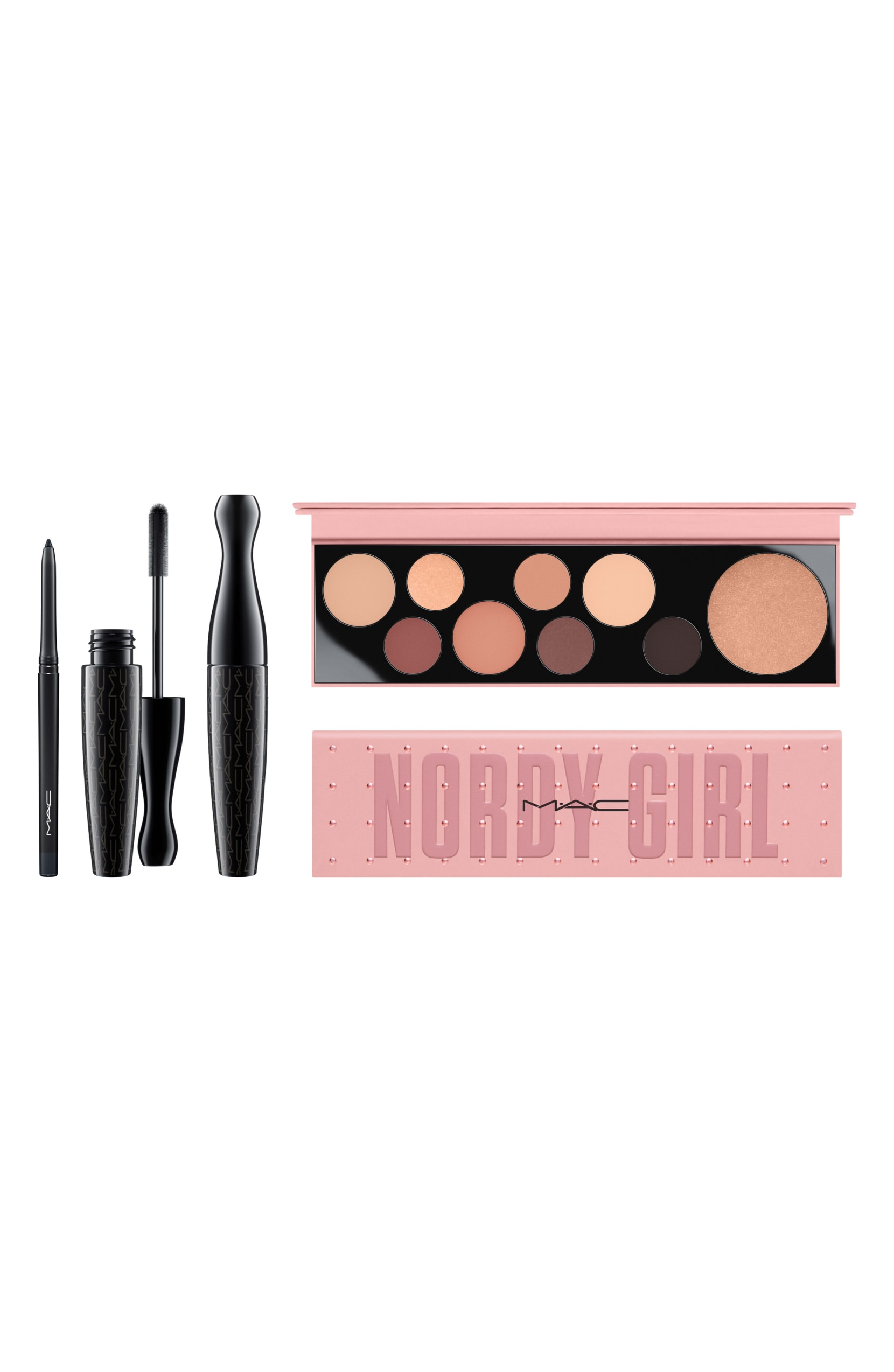 MAC Nordy Girl Matte Face & Eye Set. $44.50 ($202 Value). (Image: Nordstrom){ }