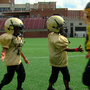 Peace Bowl: Bringing children together through football