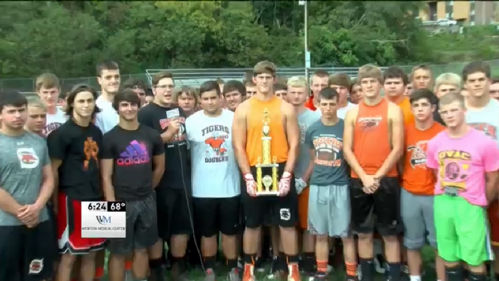 9.29.15 Wheeling Hospital/WTOV9 Team of the Week: Shadyside Tigers