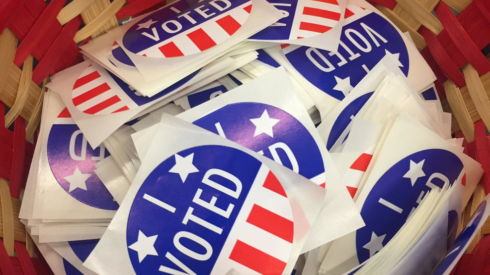 Election Day is here in Oregon! Find out where to drop off your ballot by 8 p.m.