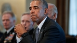 Obama says military must maintain confidence of Americans