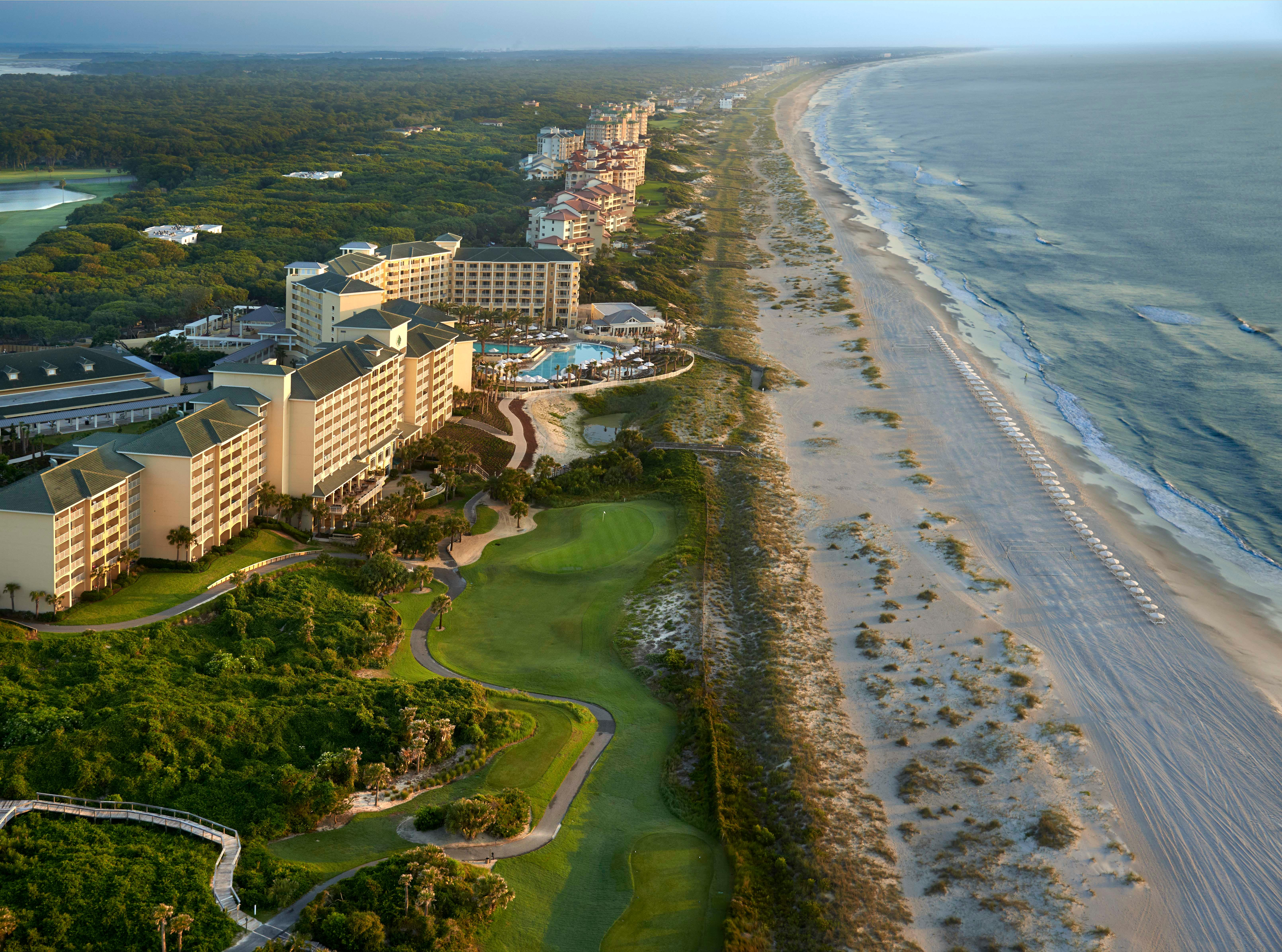 Resort (Photo courtesy: Omni Amelia Island Resort)<p></p>