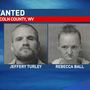 State Police searching for two people accused of stealing vehicle in Lincoln County