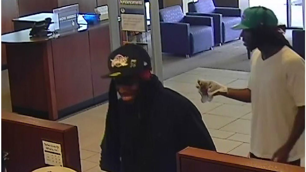 Trotwood Police Release Surveillance Images Of Bank