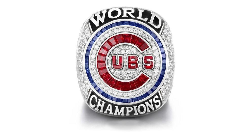 Steve Bartman Given World Series Ring By Chicago Cubs Kgan