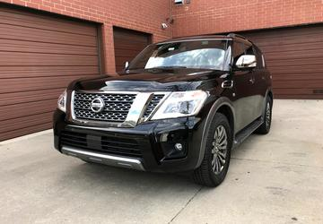 2018 Nissan Armada: A comfortable, attractive alternative to the minivan