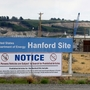 Crews cover partially-collapsed tunnel at Hanford nuclear site