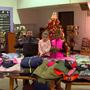 United Mine Workers donate coats for children