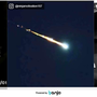 Likely a meteor; Bright flash and sonic boom light up Toledo