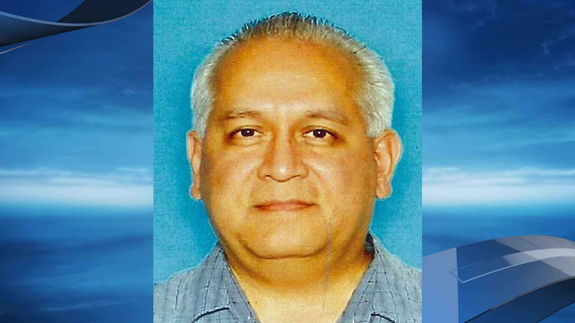 According to the Lone Star Fugitive Task Force, Ruben Garcia, 59, is an associate pastor at Betania Baptist Church, located at 1117 Tillery St. (Photo courtesy: Lone Star Fugitive Task Force)
